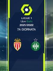 Monaco - Saint-Etienne