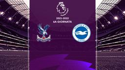 Crystal Palace - Brighton & Hove Albion