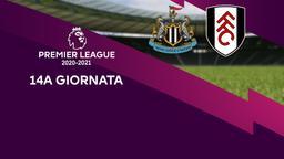 Newcastle - Fulham. 14a g.