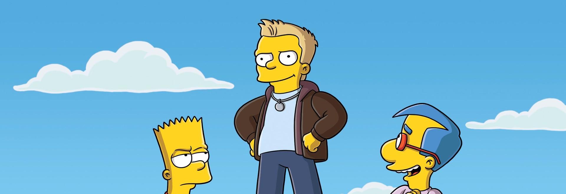 Se mi ubriachi cancello i Simpson
