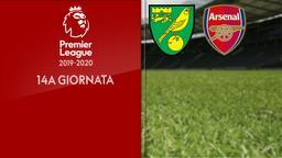 Norwich City - Arsenal. 14a g.