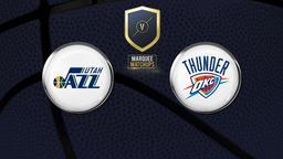Jazz - Thunder 22/02/19