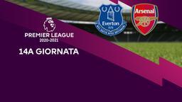 Everton - Arsenal. 14a g.