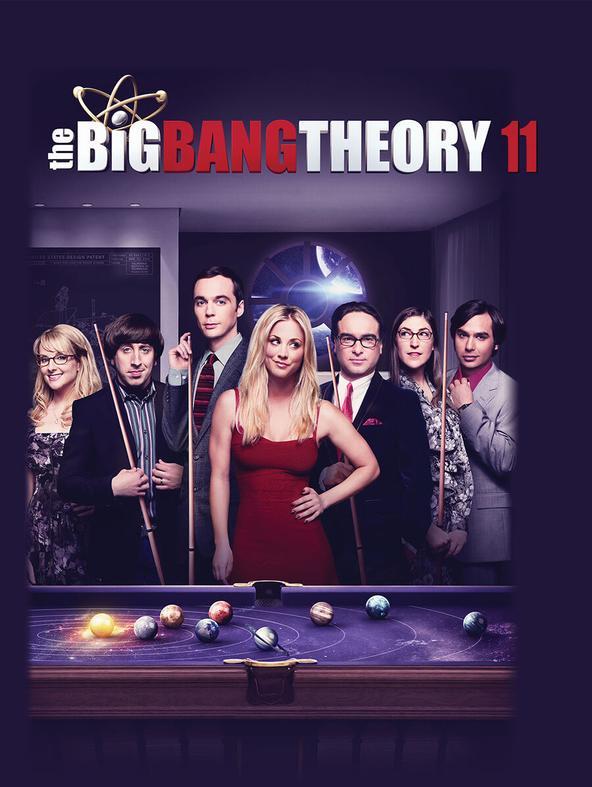 S11 Ep11 - Big Bang Theory