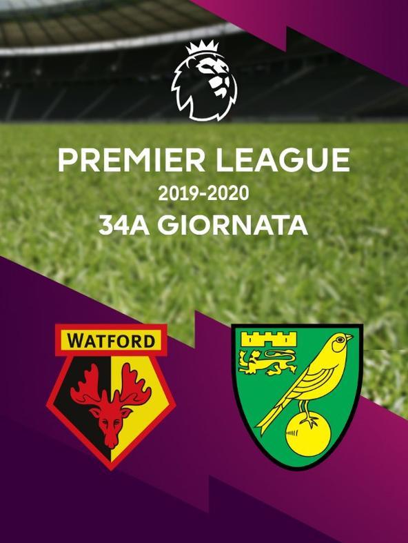 Watford - Norwich City   (diretta)
