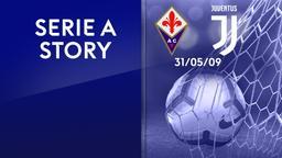 Fiorentina - Milan 31/05/09. 38a g.