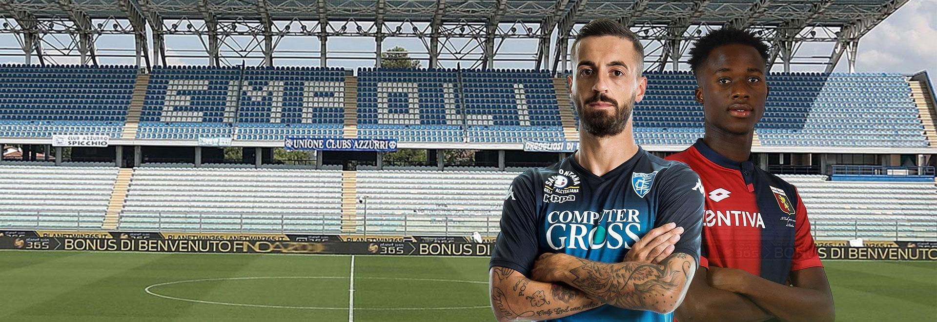 Empoli - Genoa