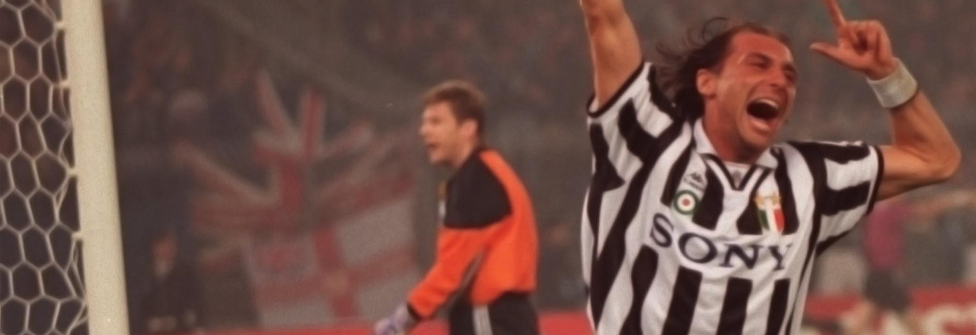 1996, la Champions della Juve