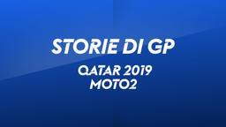 Qatar, Losail 2019. Moto2. Gara