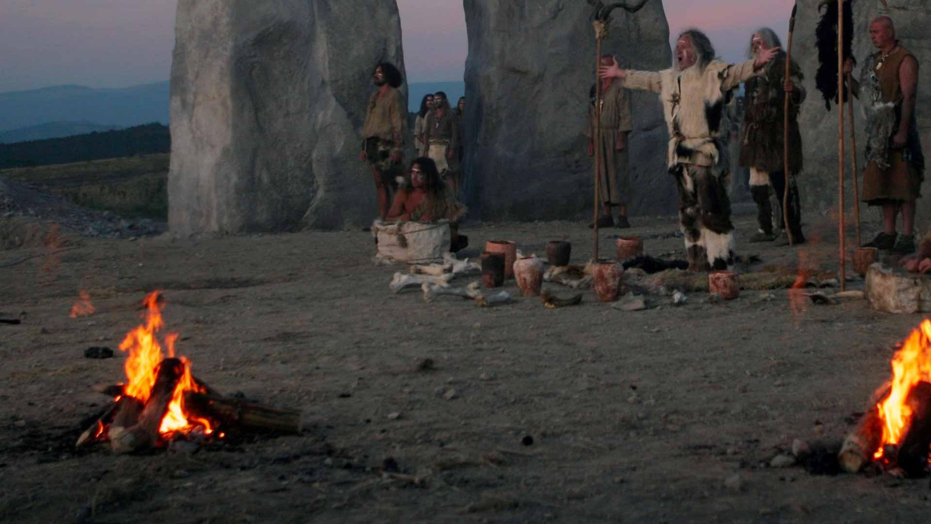 NationalGeo +1 Stonehenge: nuove rivelazioni -  -  -