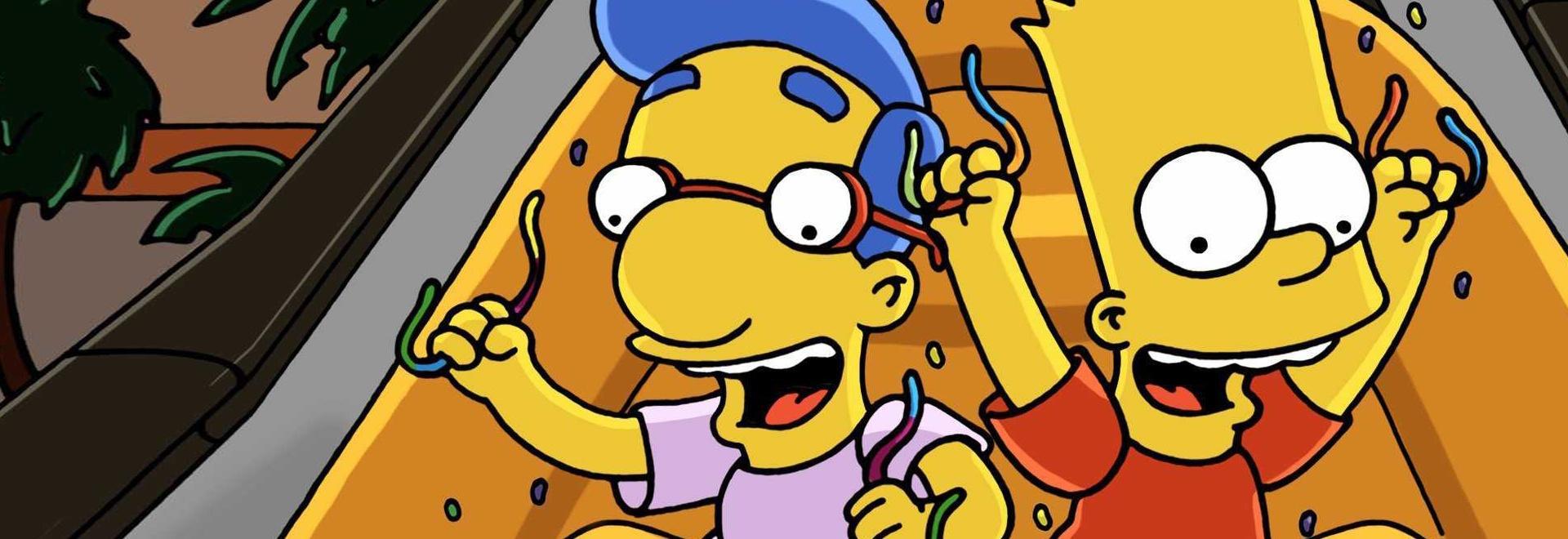Il safari dei Simpson