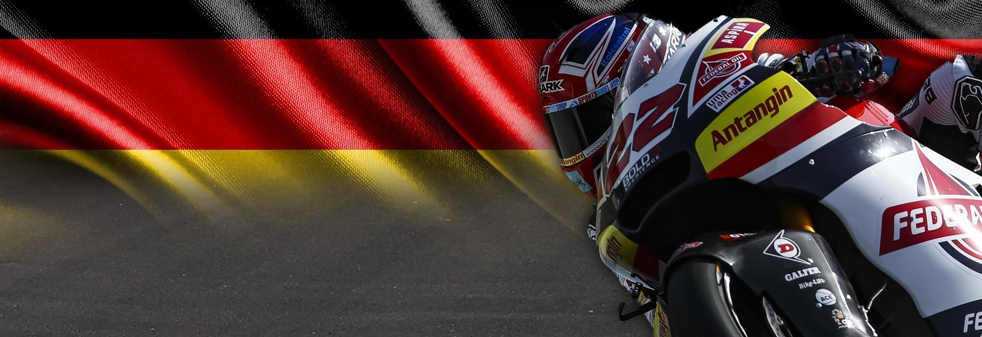 GP Germania. Gara