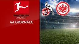 Colonia - Eintracht F. 4a g.