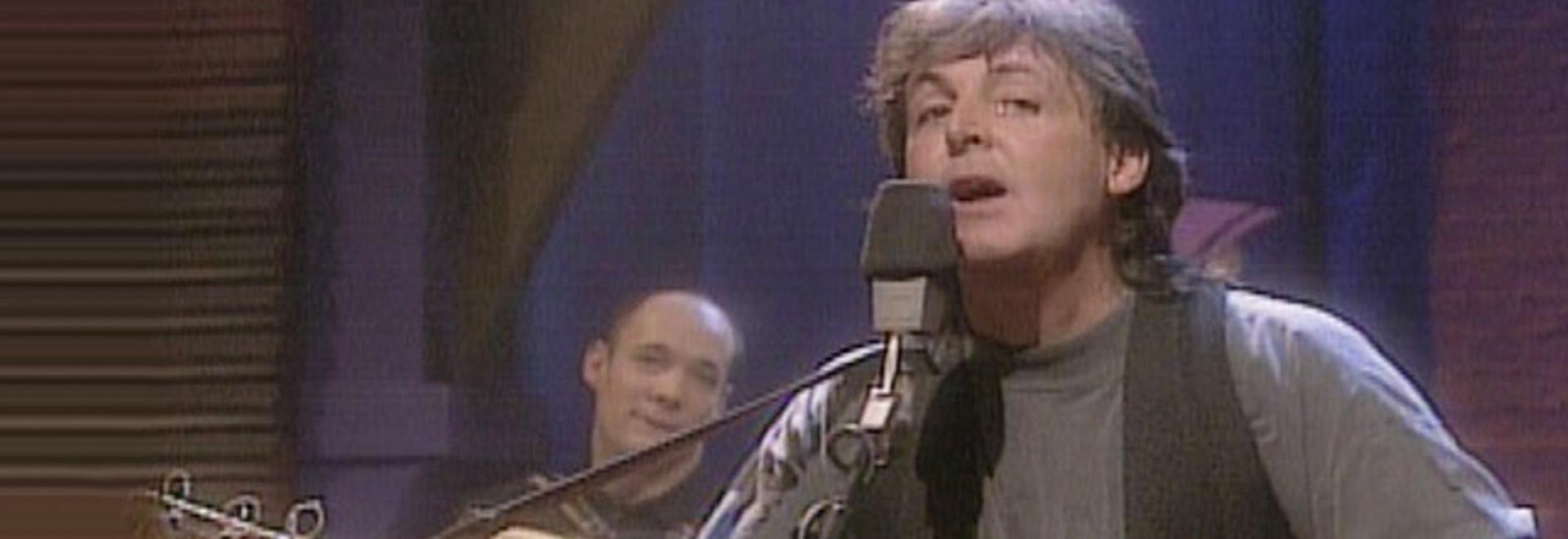 MTV Unplugged: Paul McCartney