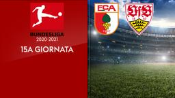 Augsburg - Stoccarda. 15a g.