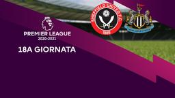 Sheffield United - Newcastle. 18a g.
