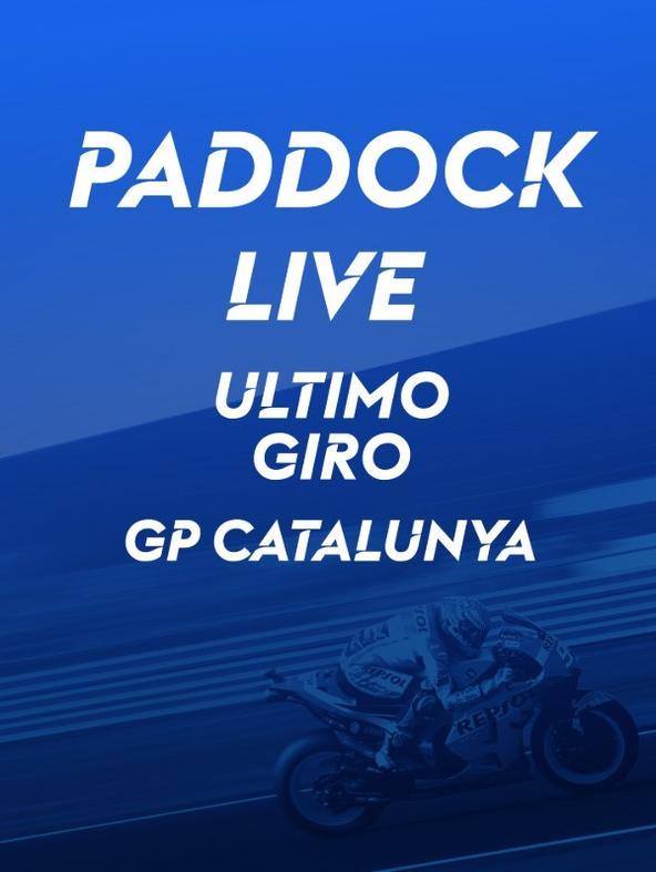 Paddock Live Ultimo Giro