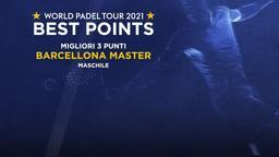 Migliori 3 punti Barcellona Master Maschile