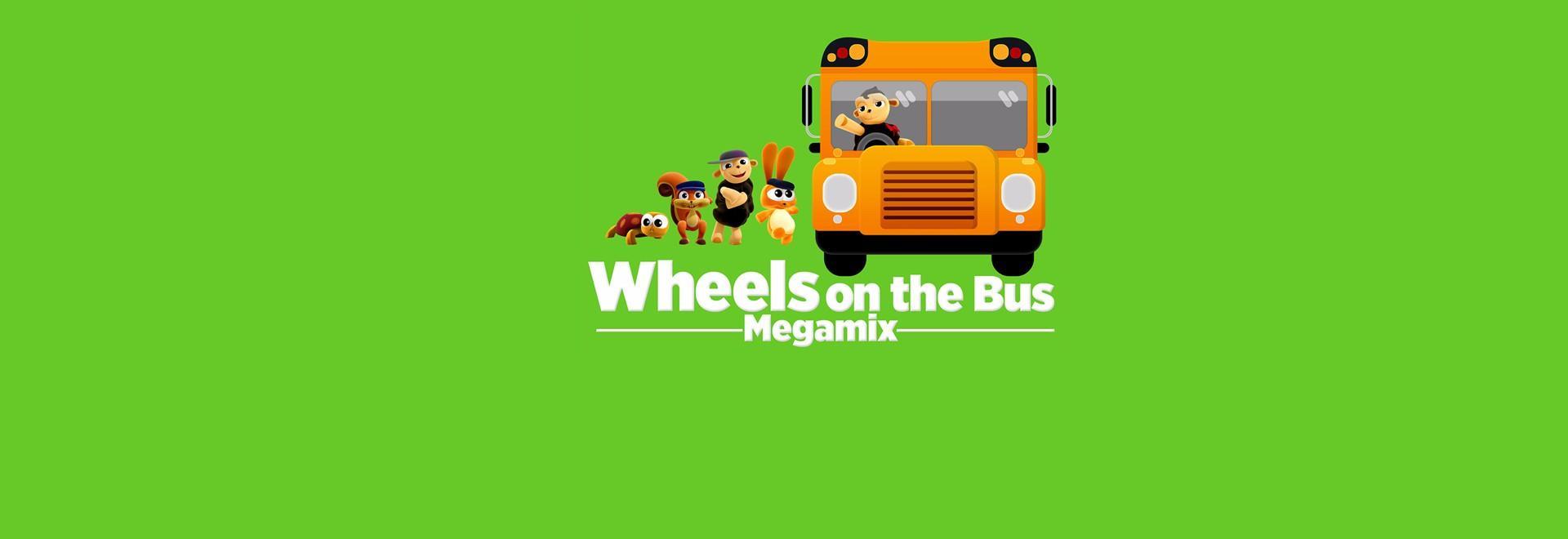 Megamix Wheels on the Bus