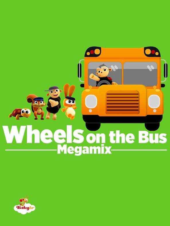 Megamix Wheels on the Bus