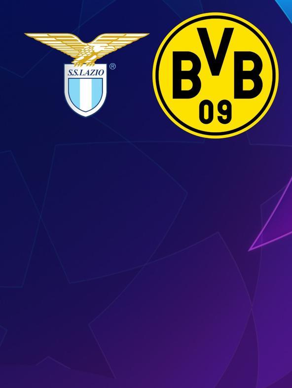 Lazio - Dortmund  (diretta)