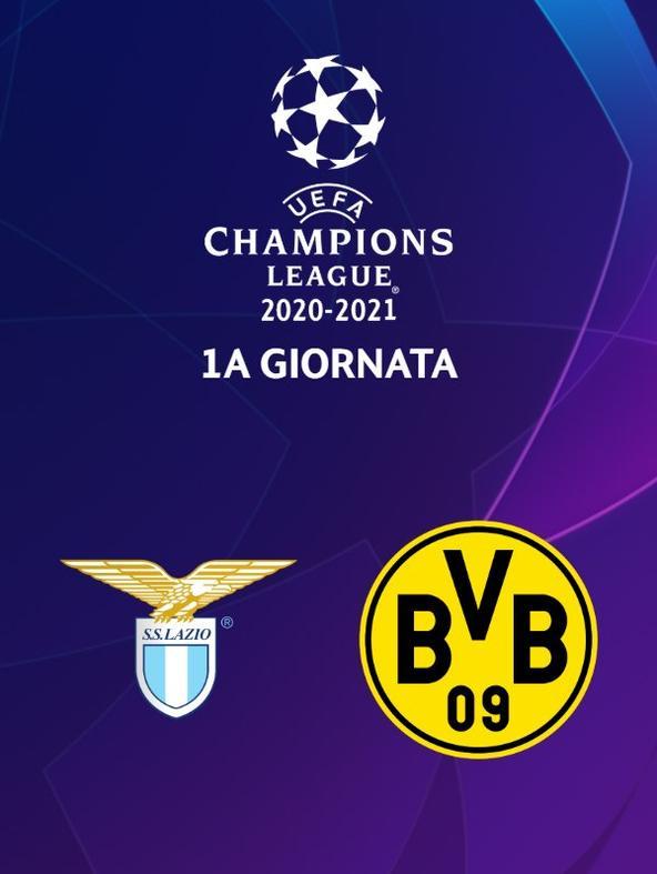 Lazio - Dortmund. 1a g.