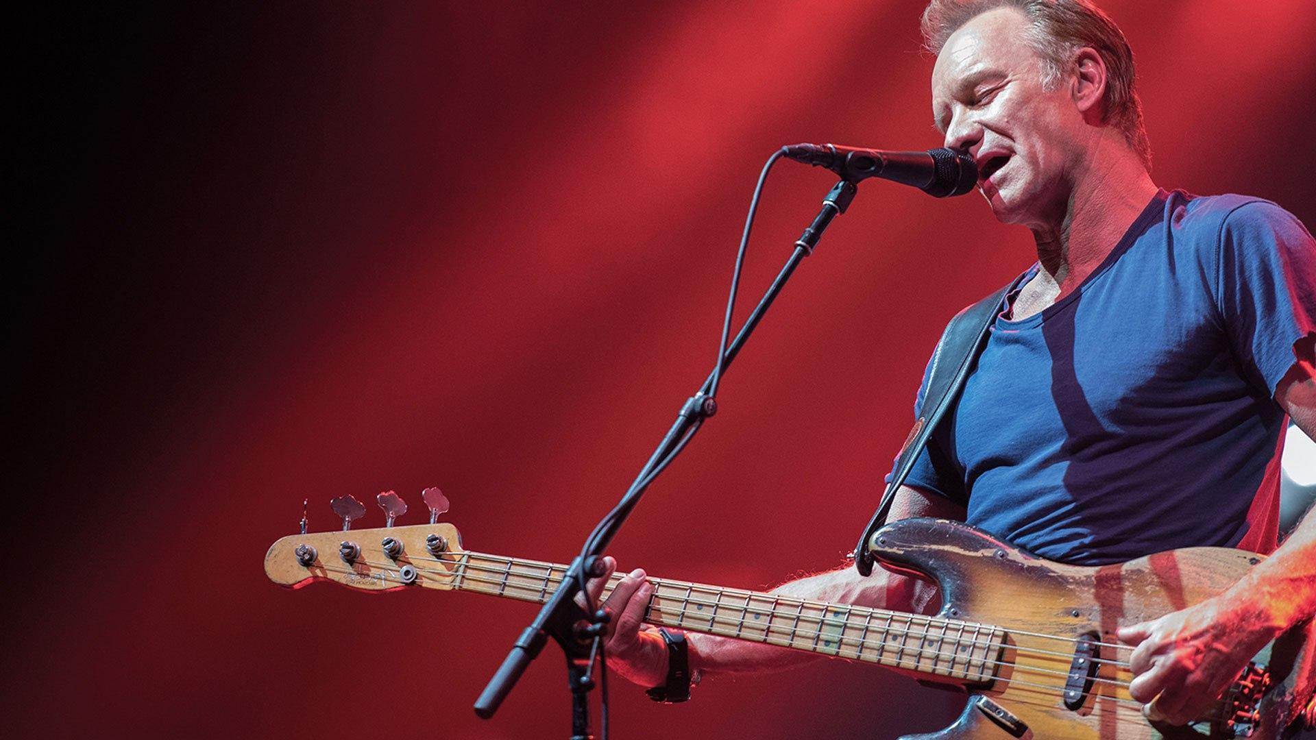 Sky Arte HD Sting - Live at Olympia Paris