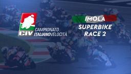 Superbike Imola. Race 2