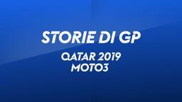 Qatar, Losail 2019. Moto3. Gara
