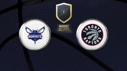 Hornets - Raptors 24/03/19