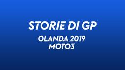 Olanda, Assen 2019. Moto3. Gara