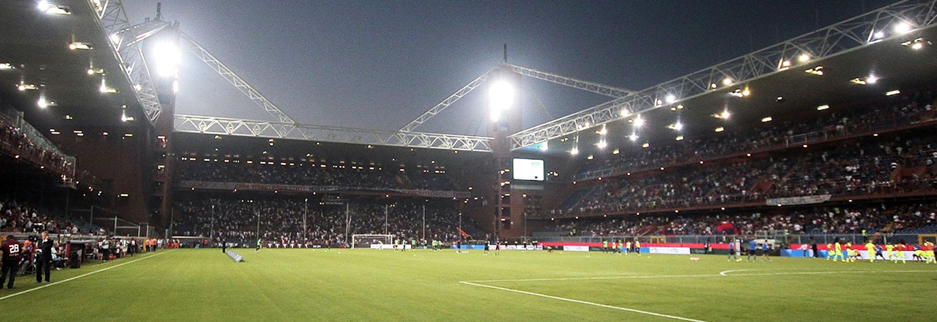 Genoa - Napoli. 12a g.