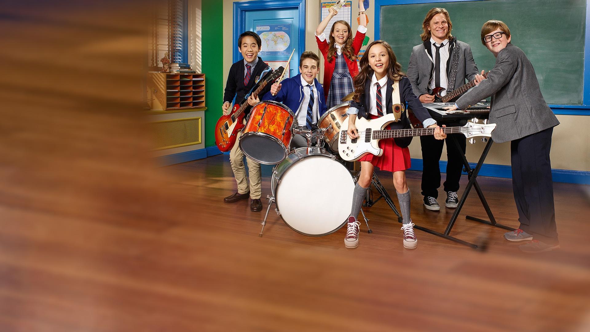 Super! School of Rock