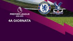 Chelsea - Crystal Palace. 4a g.