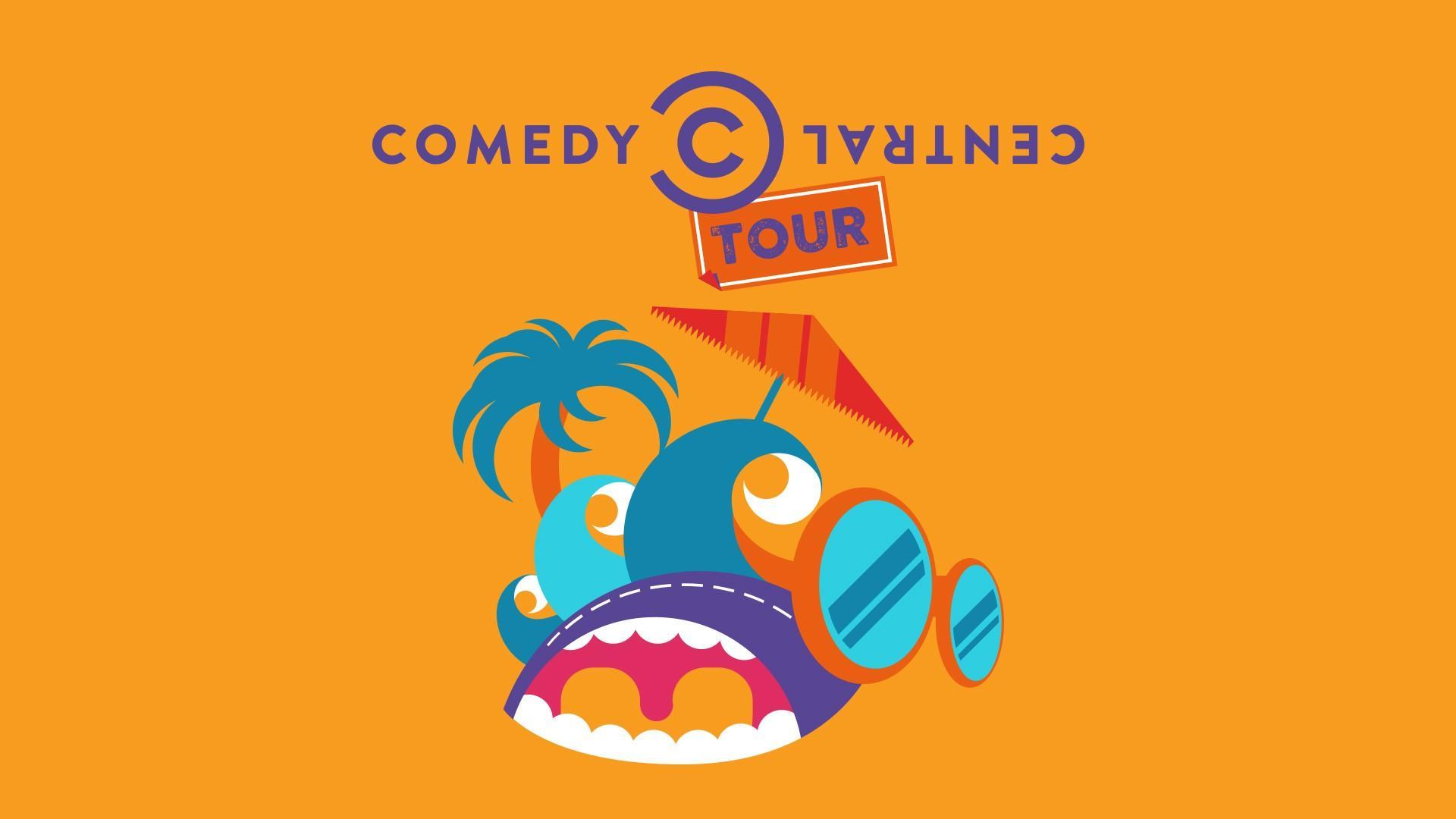Comedy Central CC: Tour Selection