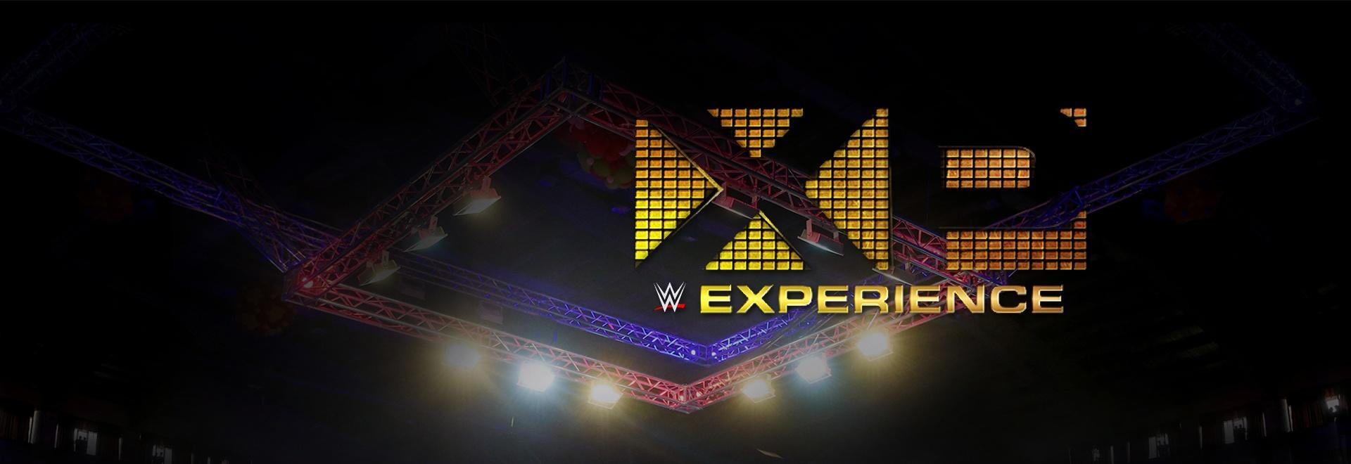 WWE Experience - Stag. 2019