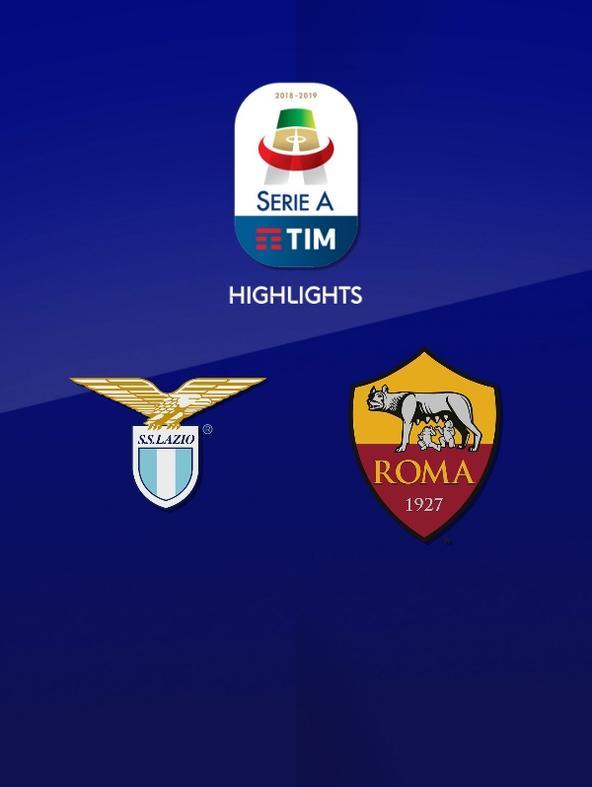 Lazio - Roma. 26a g.