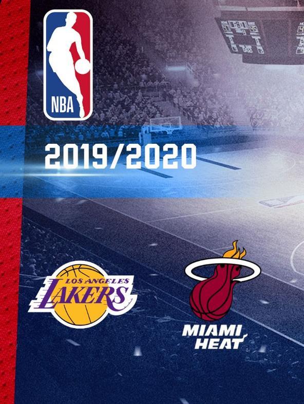LA Lakers - Miami. Finals Gara 5