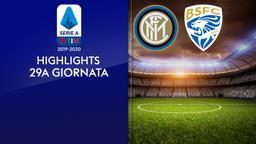Inter - Brescia
