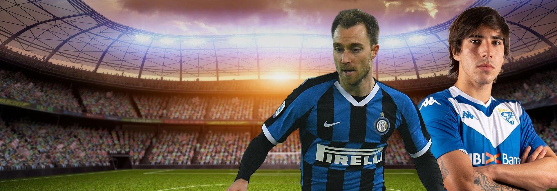 Inter - Brescia. 29a g.