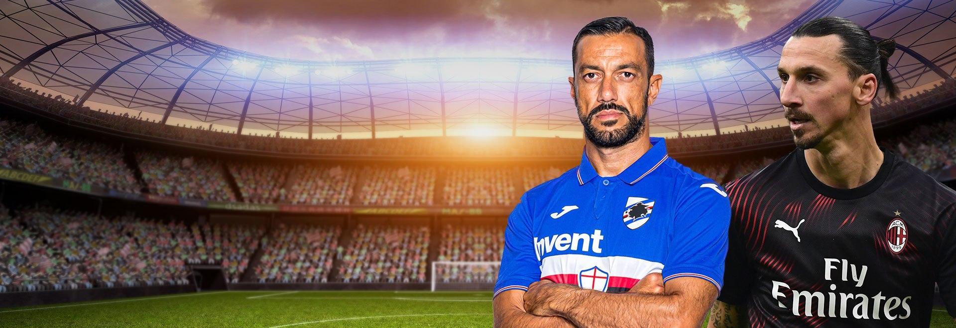 Sampdoria - Milan. 37a g.