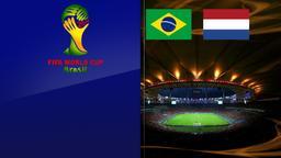 Brasile - Olanda. Finale 3° e 4° posto