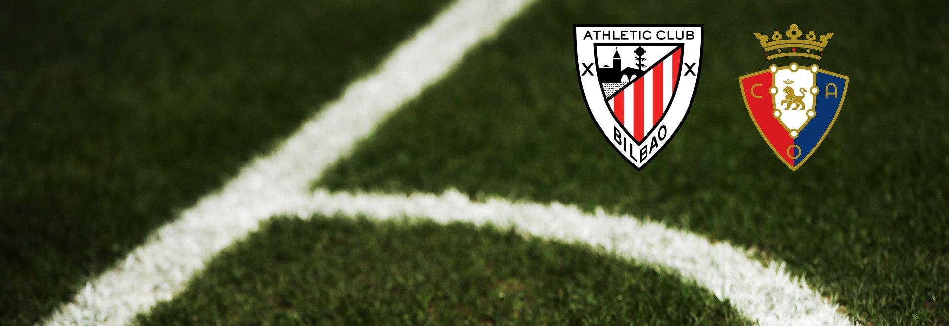 Athletic Club - Osasuna. 24a g.