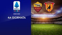 Roma - Benevento. 4a g.