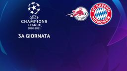 Salisburgo - Bayern Monaco. 3a g.