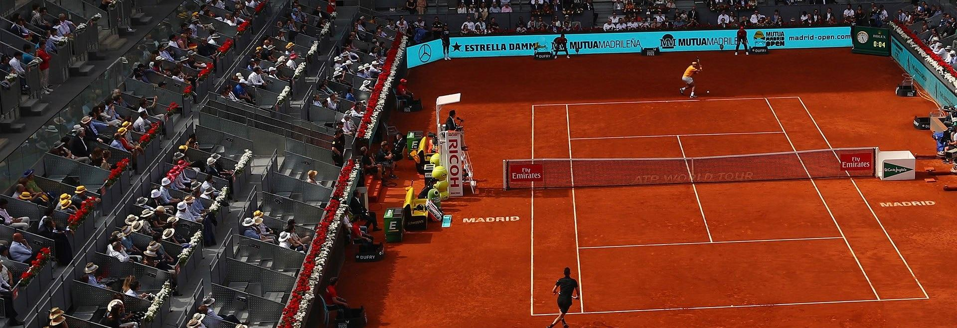 Federer - Berdych. Finale