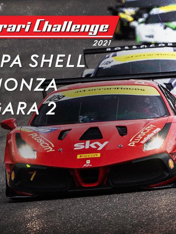 S2021 Ep3 - Ferrari Challenge