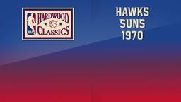 Hawks - Suns 1970