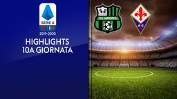 Sassuolo - Fiorentina