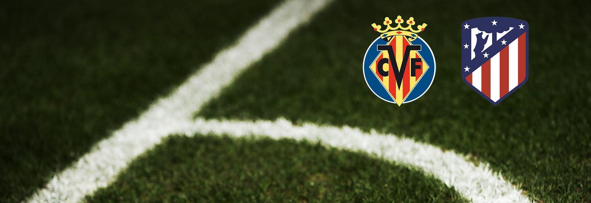 Villarreal - Atletico M.. 16a g.